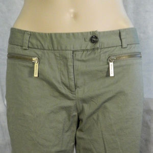 Michael Michael Kors Green Shorts. 4
